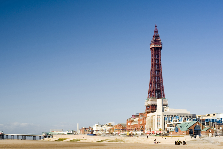 £59 instead of up to £100 (at The Manuela Rose, Blackpool) for a 2nt break for 2 inc. breakfast & bottle of wine, or £99 for 4nts - save up to 41%