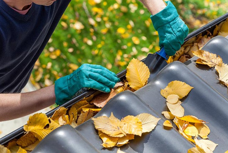 £22 for a gutter cleaning service or 2 hours of pressure washing on a 20 sq metre area from Ashcroft Pressure Washing Services, Stockport – save up to 82%