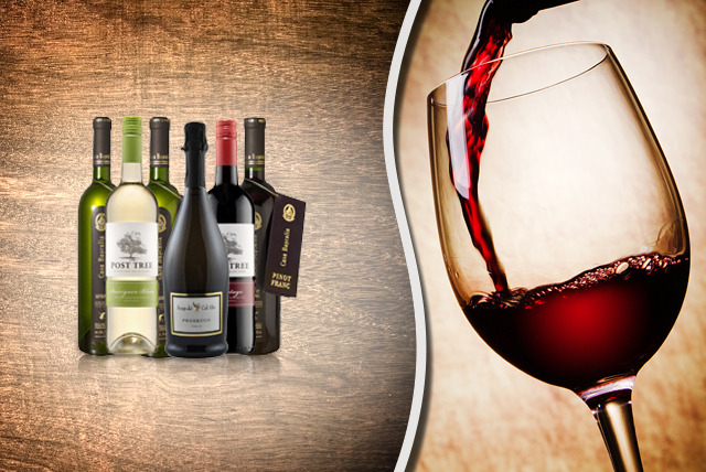 £29 instead of up to £65.94 (from Oakbridge) for a case of 6 bottles of red or white wine, or 6 bottles of mixed inc. Prosecco - save up to 56%