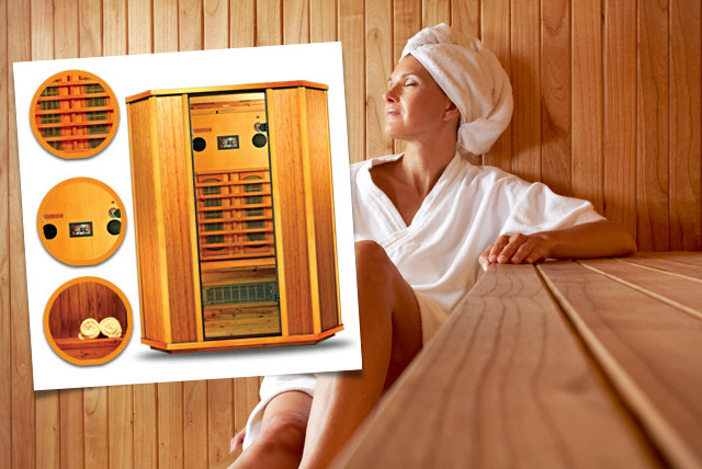 £1595 instead of £5995 (from Smart Home Products) for a 2 person bamboo sauna, or £1795 for a 3 person sauna - save up to 73%