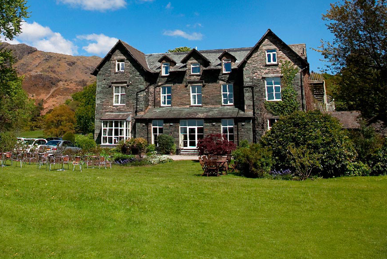 £99 instead of up to £240 (at the Waterhead, Coniston) for a 2-night stay for 2 people inc. daily full English breakfast - save up to 59%