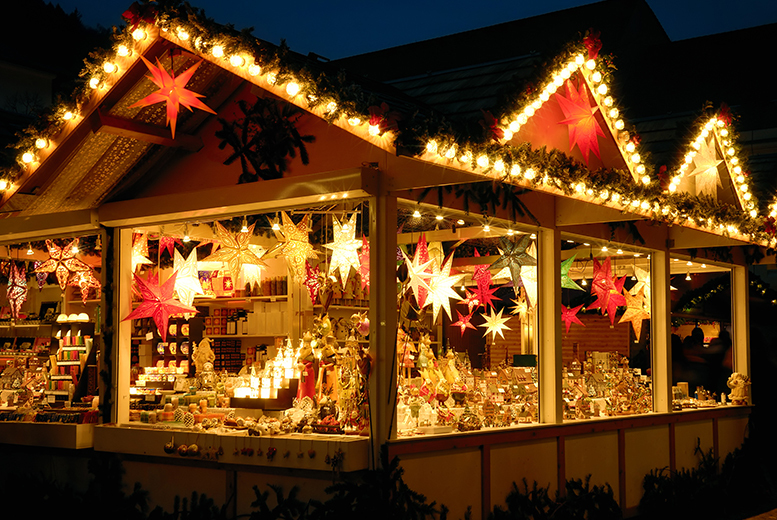 From £24 for a choice of Christmas market tour with Luxury Travel and Tours - save up to 63%