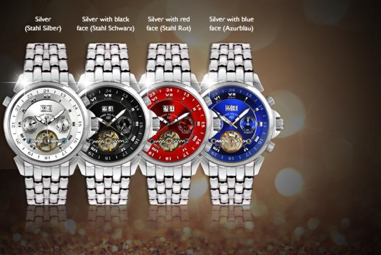 £199 (from Kendor Van Noah) for an André Belfort 'Etoile Polaire' watch - save up to 85% + DELIVERY INCLUDED!