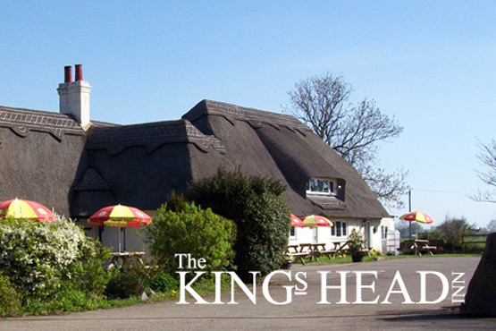 £19 instead of £45.80 for a two course meal for 2 at the Kings Head Inn in Theddlethorpe, Lincs -  have yourself a hearty meal and save 59%