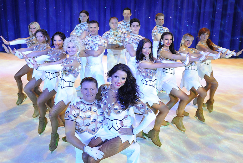 £12 instead of up to £26 for a grandstand ticket to see Continental Circus Berlin on Ice at Star City, Birmingham - save up to 54%
