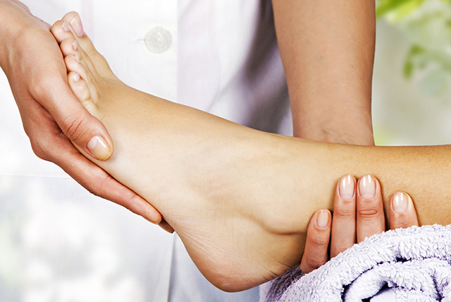 £9 instead of £25 for a 45-minute reflexology treatment inc. a consultation at Blissful Balance, Derby - save 64%