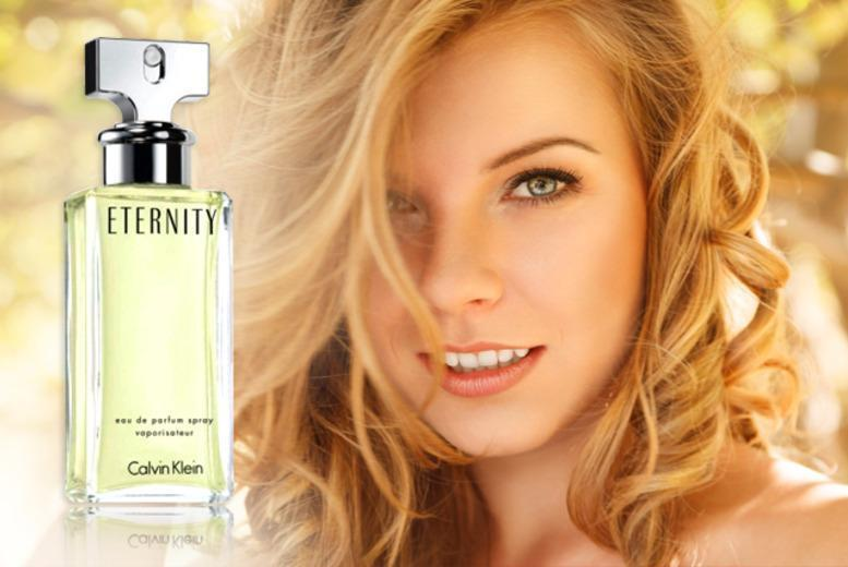 £26 instead of £66 (from Pure Parfum) for a 100ml bottle of Calvin Klein 'Eternity' - save 61% + DELIVERY IS INCLUDED!