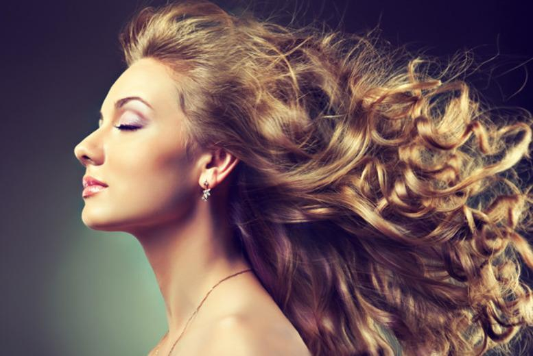 £12 instead of up to £35 for a restyle cut and blow dry at Talking Heads, Newcastle-under-Lyme - save up to 66%