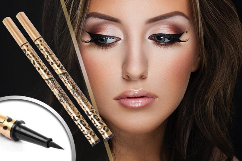 £4.99 instead of £12.99 (from Eden Organic Care) for a waterproof liquid eyeliner pen or £7.99 for 2 - save up to 62%