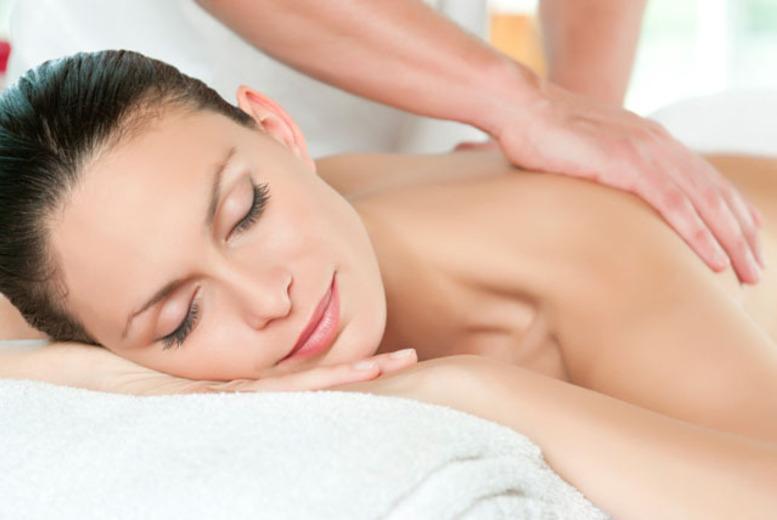 Swedish Facial Massage 109