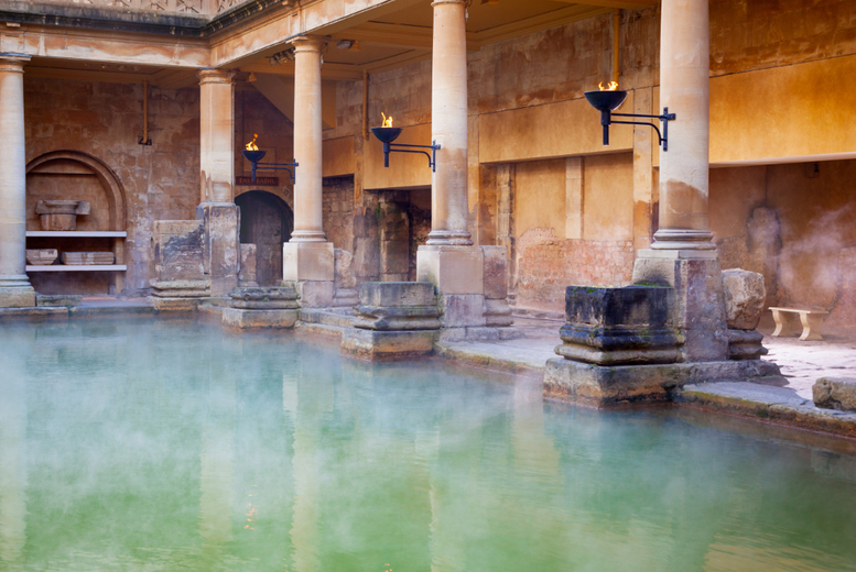 DDDeals - £89pp (from OMGhotels.com) for an overnight Bath stay with breakfast and entrance to the Roman Baths, £99pp for a 4* upgrade - save up to 40%