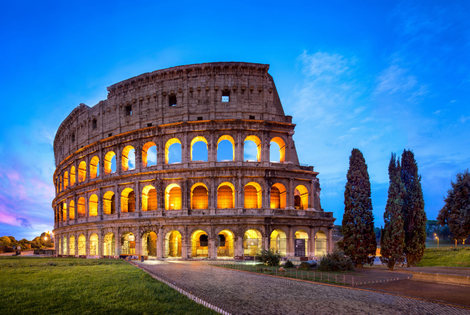 From £69pp (from ClearSky Holidays) for a two-night Rome break including flights, from £129pp for three nights - save up to 63%