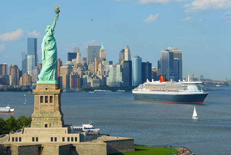 From £899pp (from Worldwide Tours & Travel) for a seven-night full-board cruise, three-night New York stay and return flights - save up to 43%