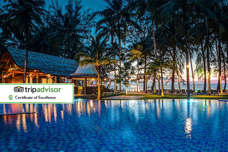 From £459pp (from Affordable Luxury Travel) for a seven-night 5* getaway to Khao Lak including breakfast and flights, or pay a £150 deposit today - save up to 30%