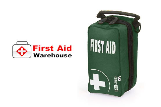 £12 instead of £40 for a first aid kit inc. digital thermometer, plasters and burn gel from First Aid Warehouse – be prepared and save 70%