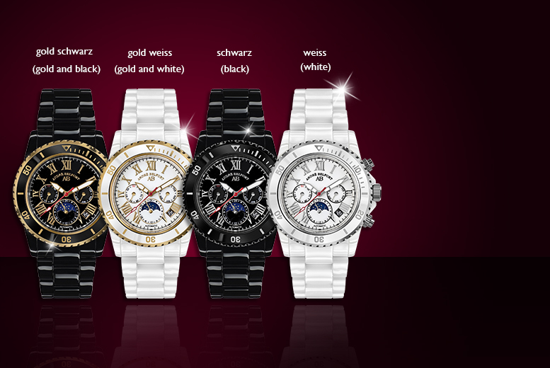 £249 (from Kendor Van Noah) for an André Belfort Sirène watch from a choice of 4 designs - save up to 88% + DELIVERY INCLUDED!