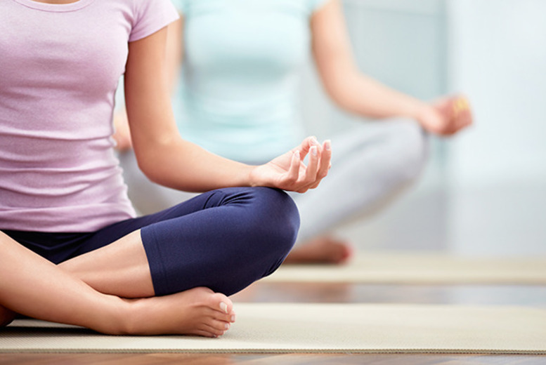 £16 (from Centre of Excellence) for an online yoga diploma course - know your asana from your elbow and 89%