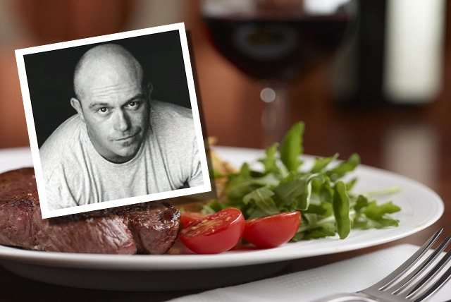 £29 instead of £75 for a 3-course lunch in the company of BAFTA award winning Ross Kemp at Balls Brothers of London - save 61%