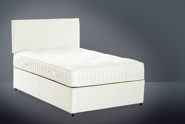 £199 (from Sleepy King) for a sgl Memory Comfort bed, mattress + headboard, £239 for small dbl, £269 for dbl or £299 for king - save up to 72%