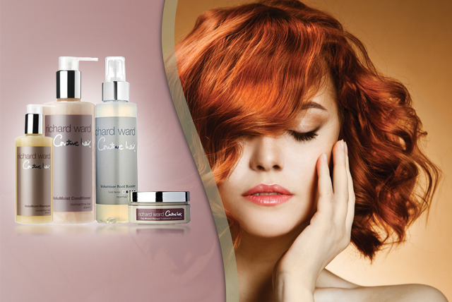 £9 instead of £23 (from Richard Ward Couture Hair) for a Couture Hair discovery kit, or £15 for a VIP Salon Indulgence kit - save up to 61%