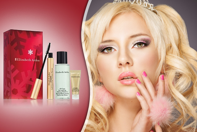 £14 instead of £38 (from JustShe) for the Elizabeth Arden Ceramide Lash Extending Mascara gift set - save 63%