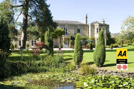 From £89 (at Guyers House Hotel) for an overnight stay for two with breakfast and Prosecco on arrival or from £139 including dinner – save up to 49%