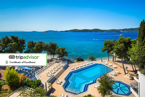 From £179pp (from Weekender Breaks) for a four-night all-inclusive Croatia break with flights, from £269pp for a seven-night break - save up to 31%