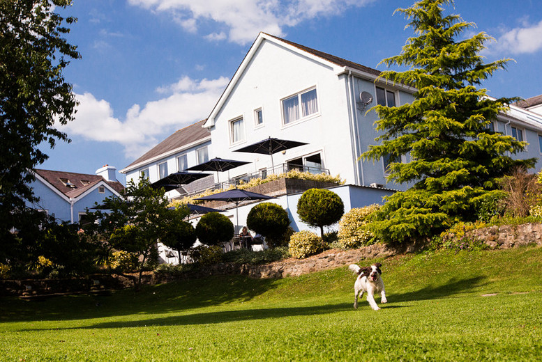 £79 for an overnight 4* Welsh getaway for two including three-course dinner and breakfast, £139 for two nights at The Plough Inn, Llandeilo - save up to 52%