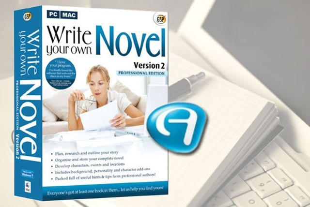 £9.99 instead of £27.63 (from Avanquest Software) for Write Your Own Novel Professional v2 software - unleash your creativity and save 64%