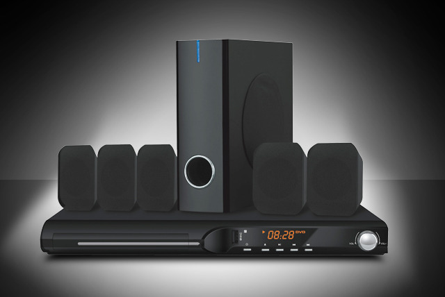 £69 for a Curtis DVD6083UK Home Cinema System from Wowcher Stores - immerse yourself with a cinematic experience in your own home + FREE DELIVERY