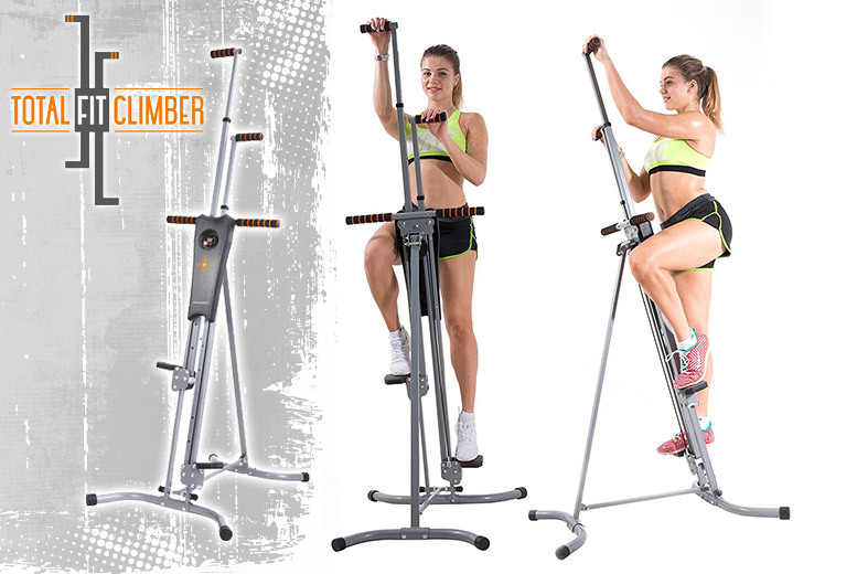 £69 instead of £154 (from Vantelevisie) for a Total Fit Climber - save 55%