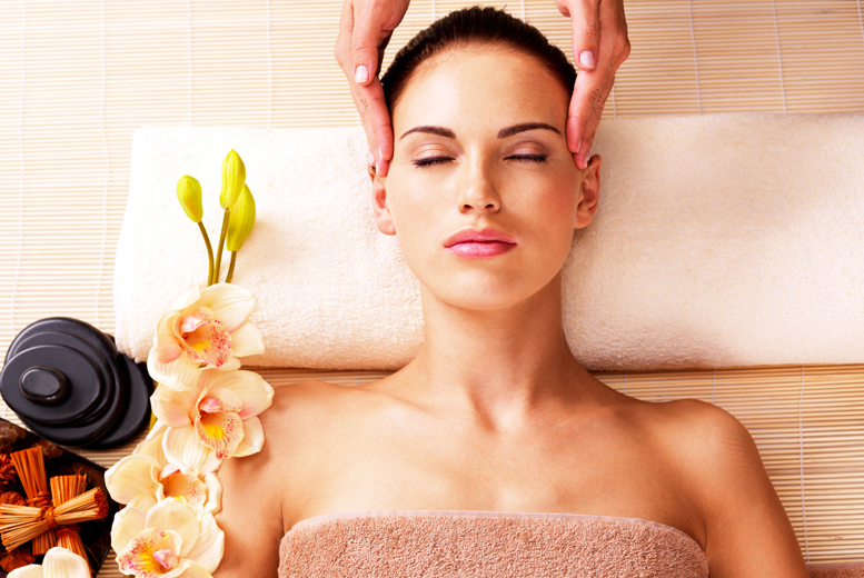 £39 for a pamper package including eight treatments and a choice of Japanese teas at Paloma's Beauty, Manchester