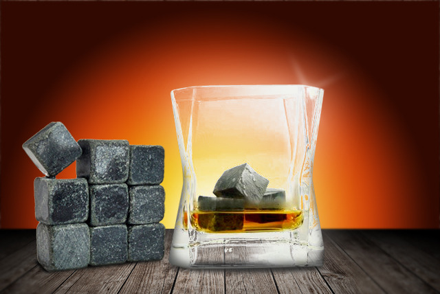 £7.99 for 9 whiskey stones from 46 Forty Six