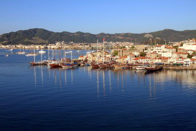 From £49 instead of up to £190 (from IWC) for a 7 night stay for 2 in a choice of hotels in Marmaris, Turkey - save up to 74%