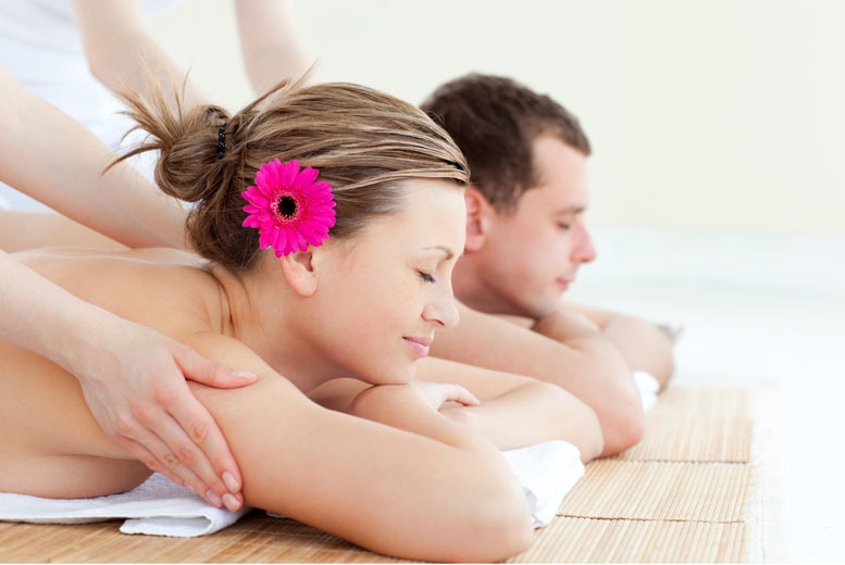 £29 for a one hour couples massage, or £39 to include a 30-minute express facial each from K Levels Photography, Hair & Beauty Studios, Acton - save up to 64%