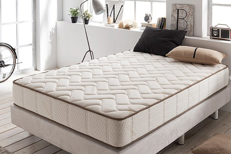 £129 instead of £1,047.16 (from Zeng) for a single visco cashmere mattress, £159 for a double, or £179 for a king - save up to 88%
