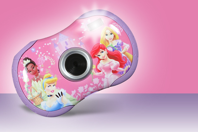 £29.99 (from Sonic UK) for a 2.1MP Disney Princess digital camera - capture those special moments + FREE delivery