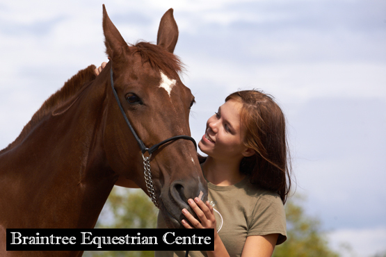 £25 for two 1-hour weekday private riding lessons or £35 for two weekend private riding lessons at Braintree Equestrian Centre – save up to 64%