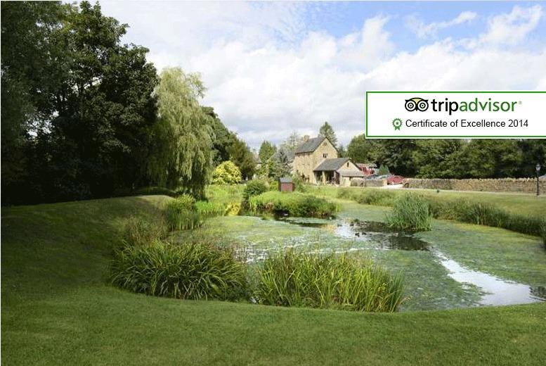£69 (at Haselbury Mill, Crewkerne) for a 1-night Somerset stay for 2 people in a superior room with breakfast, or £109 for 2 nights - save up to 45%