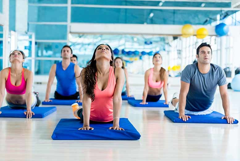 £19 instead of up to £125 for 10 yoga, Pilates or tai chi classes with MoveGB - choose from 30 locations & save up to 85%