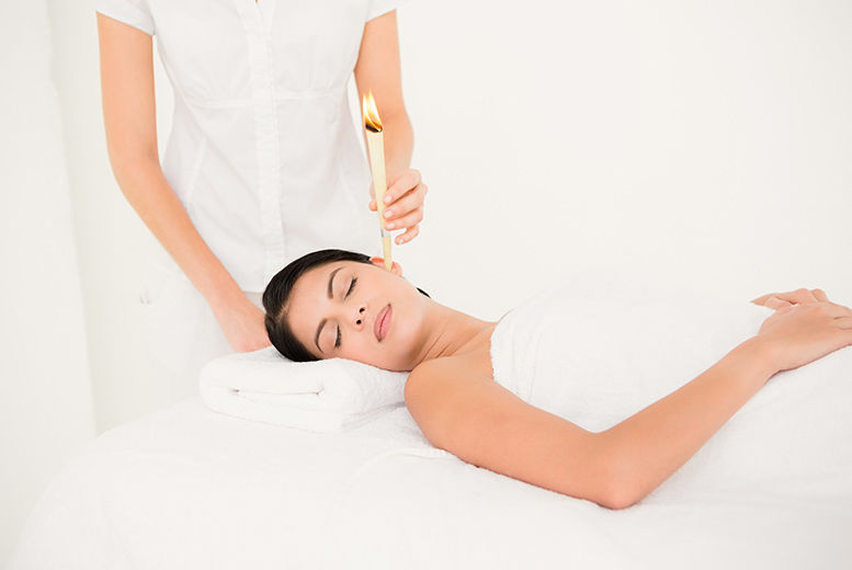 £12 instead of £25 for an ear candling treatment from Just Pure Therapy - save 52%