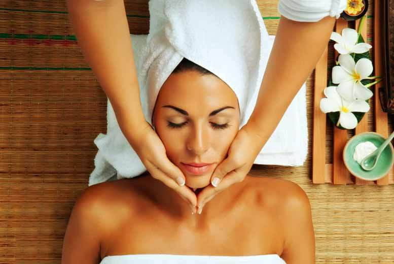 £15 instead of £30 for a one-hour Tropic facial including a heated body wrap and head, hand and arm massage at Room Nine, Glasgow - save 50%