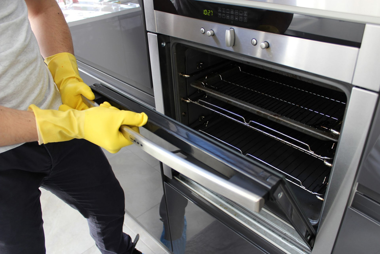 £35 instead of £79.99 for a full oven clean with CRMS - save a gleaming 56%