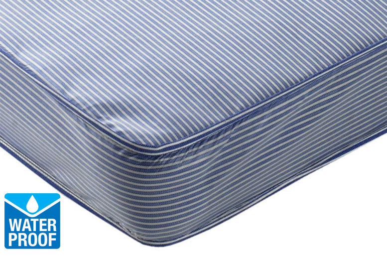 Waterproof Semi-Orthopaedic Bonnell Sprung Mattress