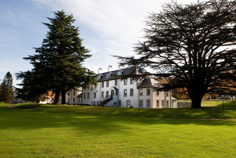 £39 for a spa day for one person inc. a massage, mini treatment, spa access and lunch, or £75 for two at Moness Resort, Aberfeldy - save up to 54%