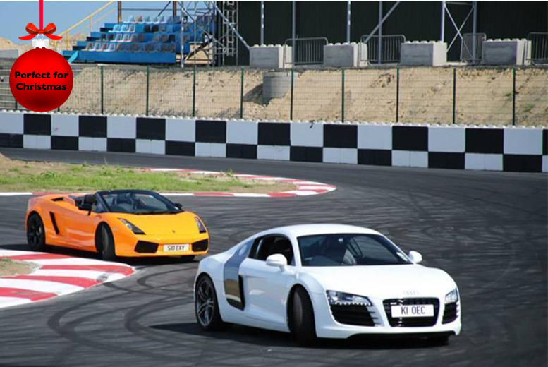 £79 instead of £99 for a one-hour junior supercar driving experience with Activity Superstore, valid at 4 locations nationwide - floor it & save 20%