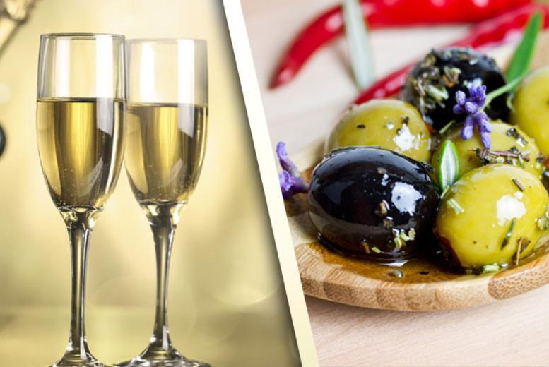 £14 for a bottle of Prosecco and gourmet nibbles to share between 2, £28 between 4 or £40 between 6 at The Bridge Wine Bar, Clapham - save up to 50%