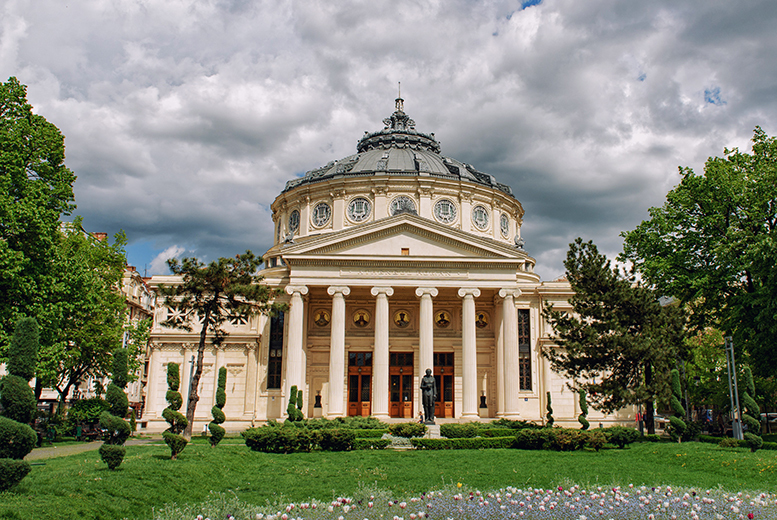 From £59pp (from ClearSky Holidays) for a two-night Bucharest stay with flights, from £99pp for three nights - save up to 49%
