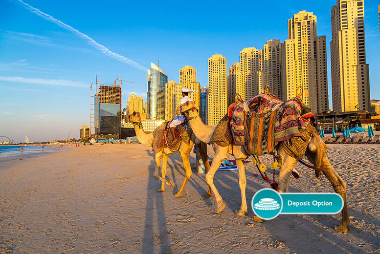 From £999pp for three nights in Dubai & seven nights on an all-inclusive basis in Mauritius plus flights, or pay a £500 deposit today - save up to 21%