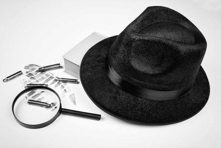 £69 (from SuperBreak) for an overnight murder mystery experience, dinner and breakfast at the Ramada Hatfield, Hertfordshire